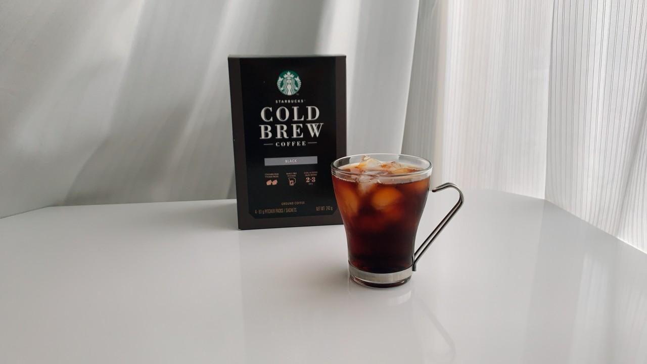 水出しコーヒー始めました